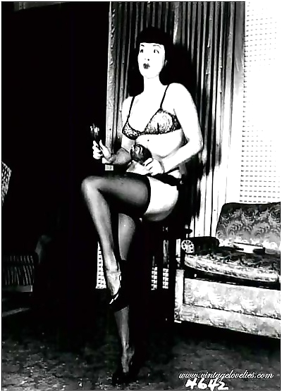 Pretty pinup star bettie..