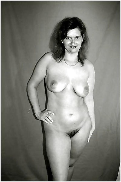 Vintage ladies with hairy pussies posing in the sixties - part 1535